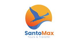 santomax logo creation