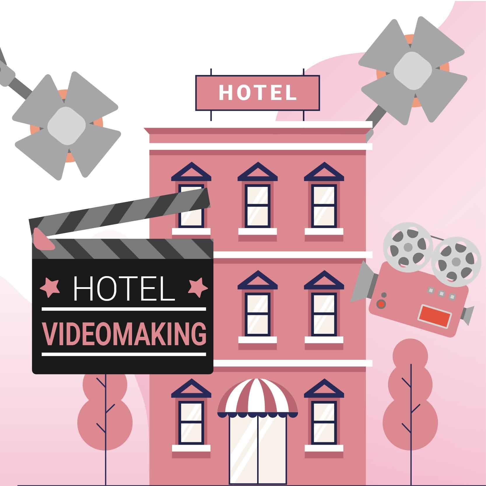 Εταιρικό βίντεο για ξενοδοχείο