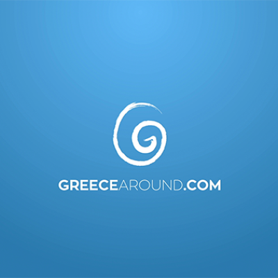 GreeceAround Logo Reveal