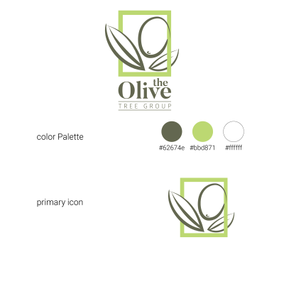 The Olive Tree Group Logo