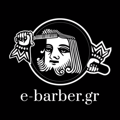 e-Barber.gr Logo Reveal