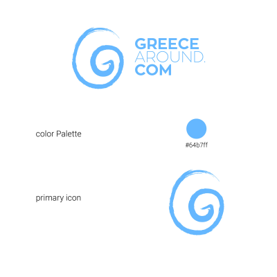 GreeceAround Logo